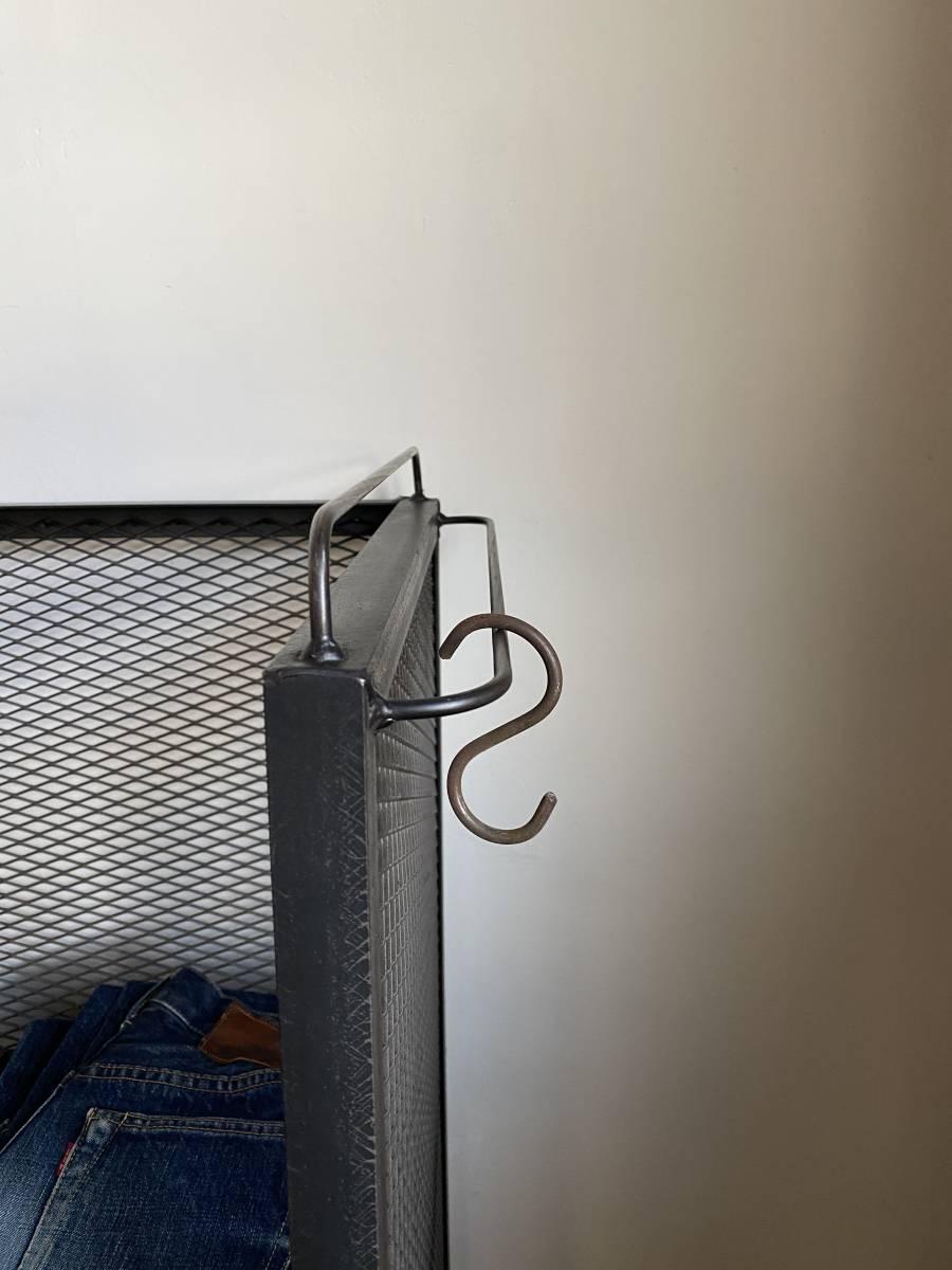 数量限定 IDSS アイアンラック アイアンシェルフ インダストリアル 多目的ラック ディスプレイラック アイアン家具 テレビボード_画像6