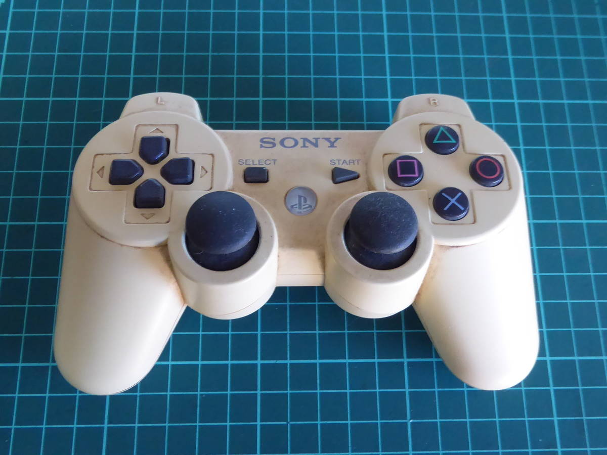SONY ソニー PS用 純正 Play Station WIRELESS CONTROLLER CECH2C1J 200109102