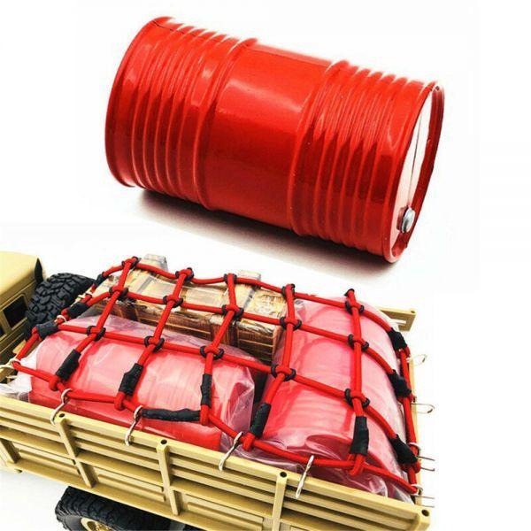 1/10 CC01 SCX10タミヤRC4WDロッククローラーRCカーパーツ用1PCオイル/ガスドラムタンクコンテナ S201584675_画像2