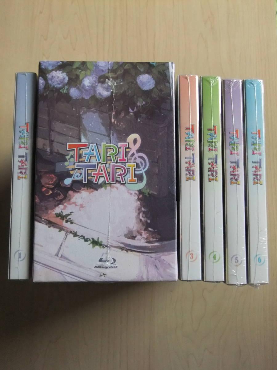 Blu-ray TARI TARI 全6巻セット