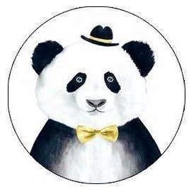 クロスステッチ★刺繍キット★動物シリーズ 新柄 パンダ単品