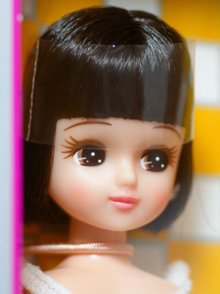 【新品未開封】リカちゃんキャッスル☆リバイバルドールコレクション☆2015年度版バースディモデルリカちゃん-1☆金髪ボブヘア【同梱可】_画像3