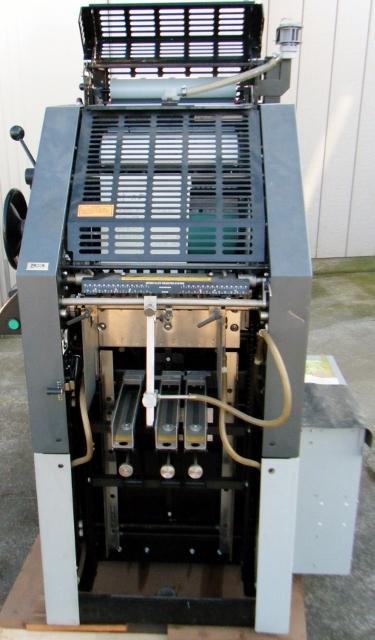 AB DICK ABディック オフセット印刷機 QP25_画像2