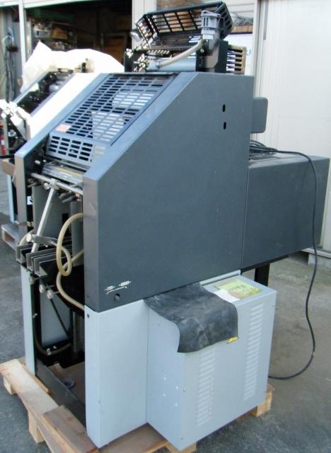 AB DICK ABディック オフセット印刷機 QP25_画像3