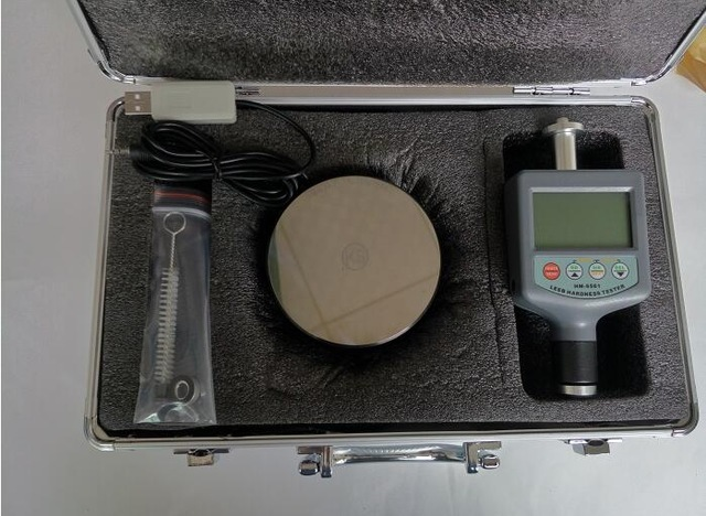 C3140 landtekー HM6561 リバウンドレープ 金属硬度計 メーターゲージ200~900 hld 硬度テスター_画像5