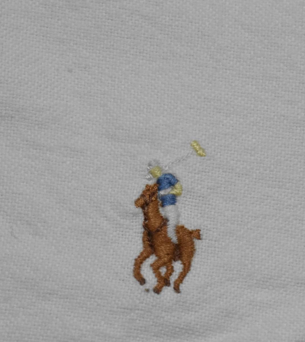 ポロ ラルフローレン ボタン ダウン シャツ 白 オックスフォード 綿100% Polo Ralph Lauren /6446 501 101 505 00 606 511 503 200_画像6