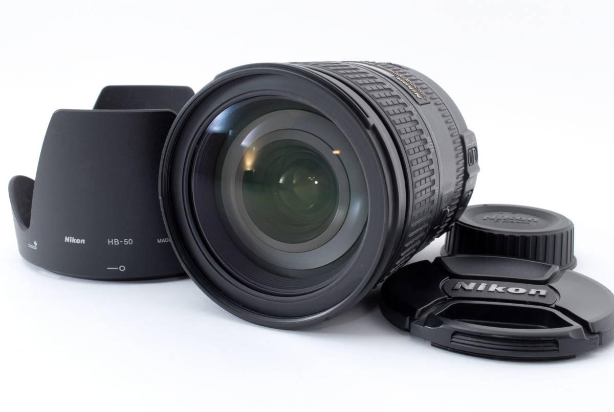★☆ 美品! Nikon ニコン AF-S NIKKOR 28-300mm F3.5-5.6G ED VR ★☆