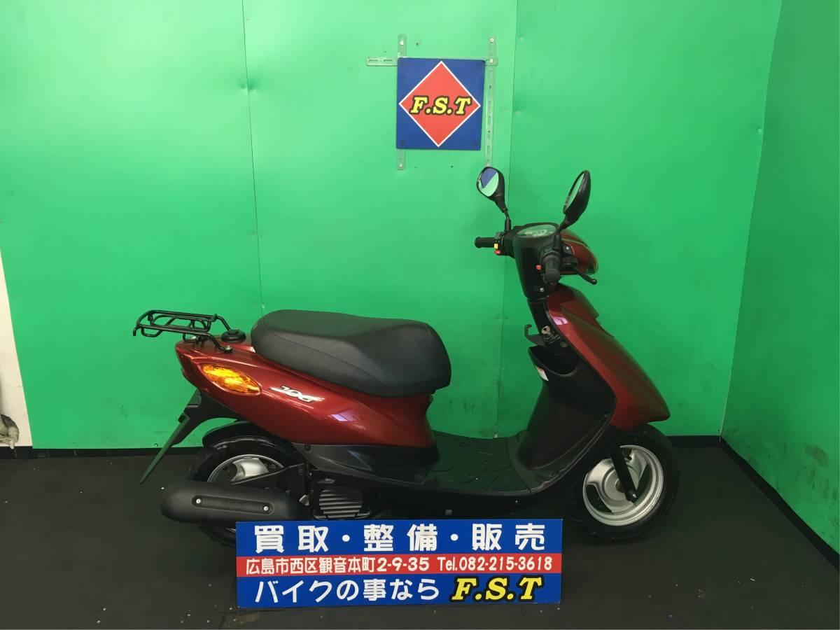 「YAMAHA JOG SA55J 赤 セル一発 機関良好 人気車両 走行短い 広島より」の画像3