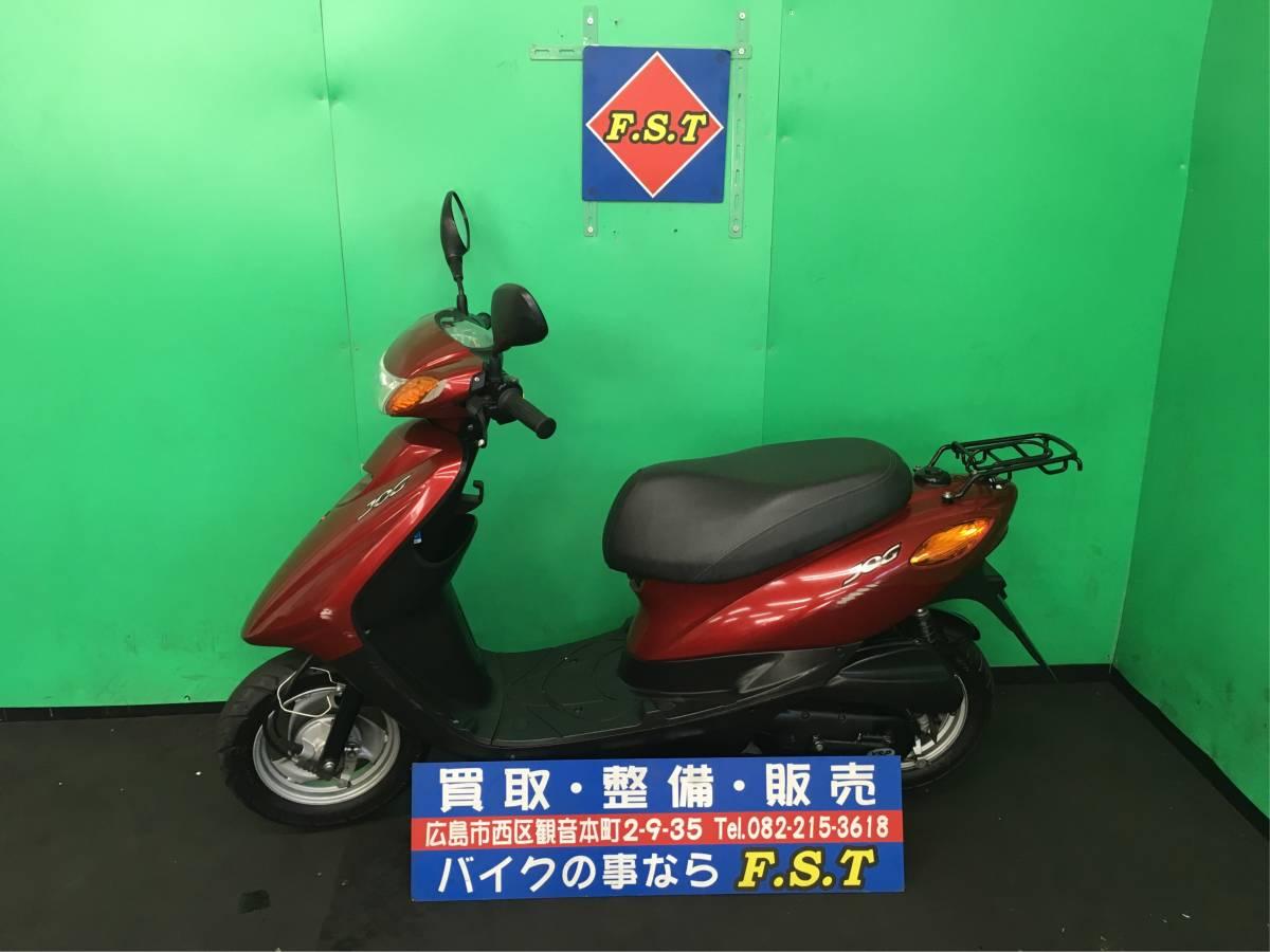 「YAMAHA JOG SA55J 赤 セル一発 機関良好 人気車両 走行短い 広島より」の画像2