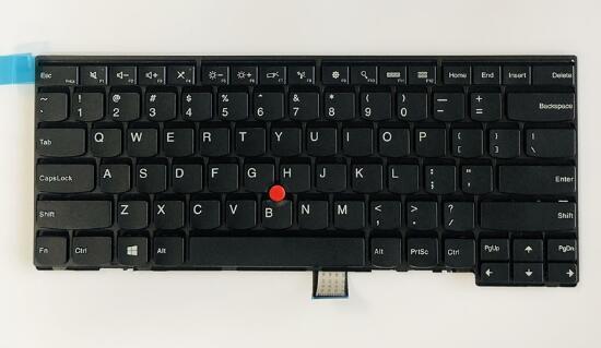 新品 Lenovo Thinkpad T431S T440 T440P T440S L440 T450 T450S T450P E440 E431 T460 US英語キーボード_画像1