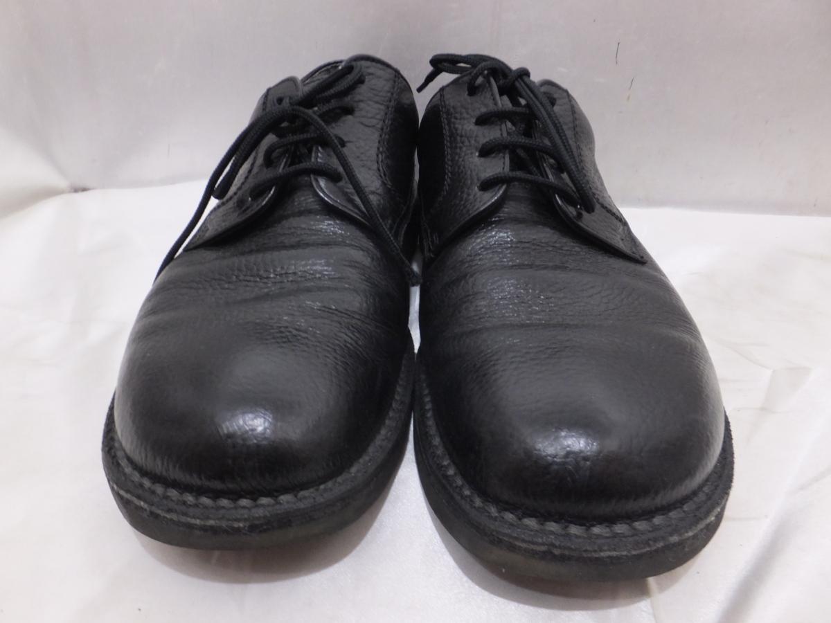 リーガルウォーカー REGAL Walker ゴアテックス ビジネスシューズ 25.5cm ブラック 黒 K2B7452 メンズ ビジネスシューズ 靴_画像1