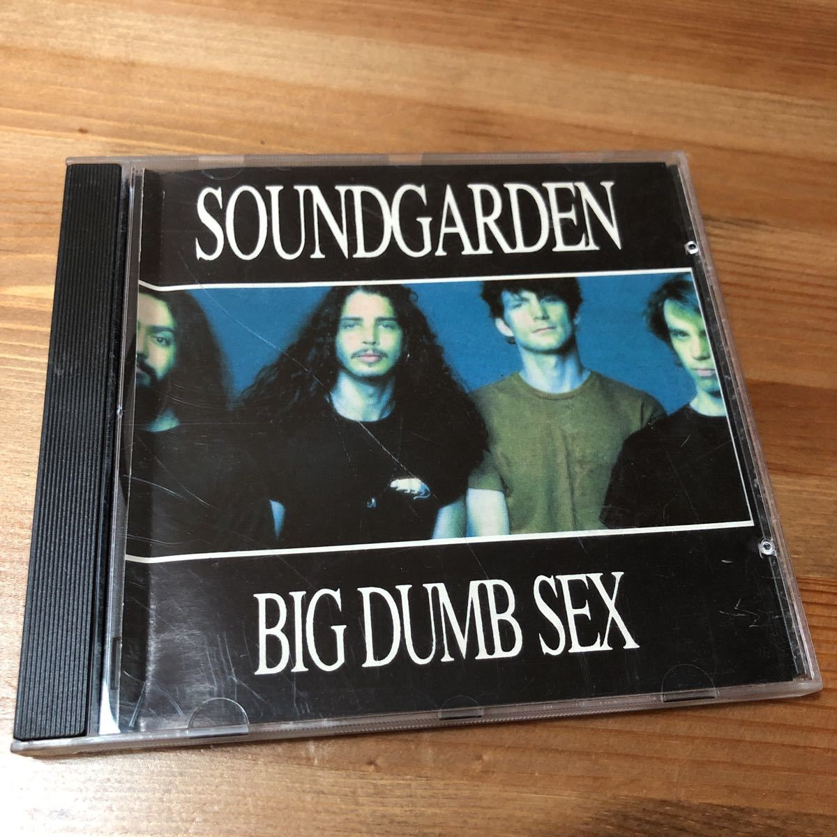【貴重音源】Soundgarden  Big Dumb Sex