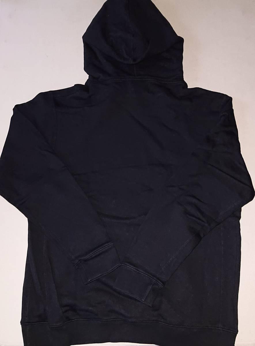 美品 正規品◆Large◆18SS Awake NY Metallic Foil Logo Hoodie Black 黒 L◆girls dont cry sup carhartt wip_画像5