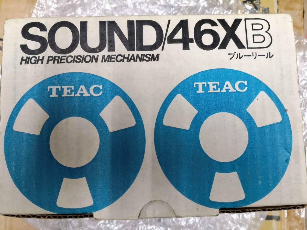 ★値下げ交渉有り TEAC カセットテープ デッドストック 未開封9本 + 開封一本 オープンリール風_画像3