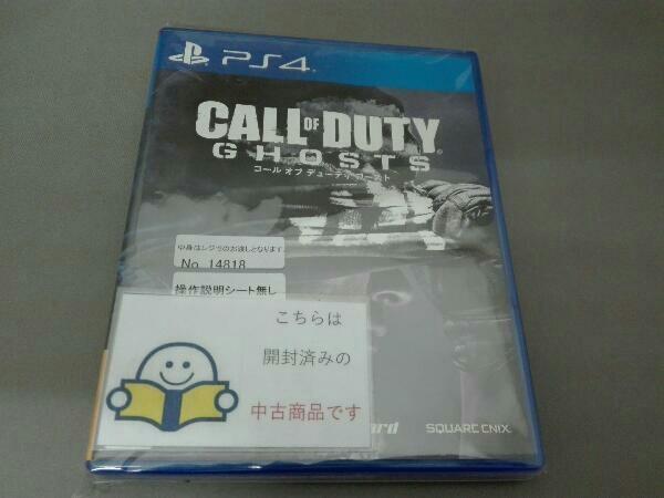 PS4 コール オブ デューティ ゴースト(吹き替え版)_画像1