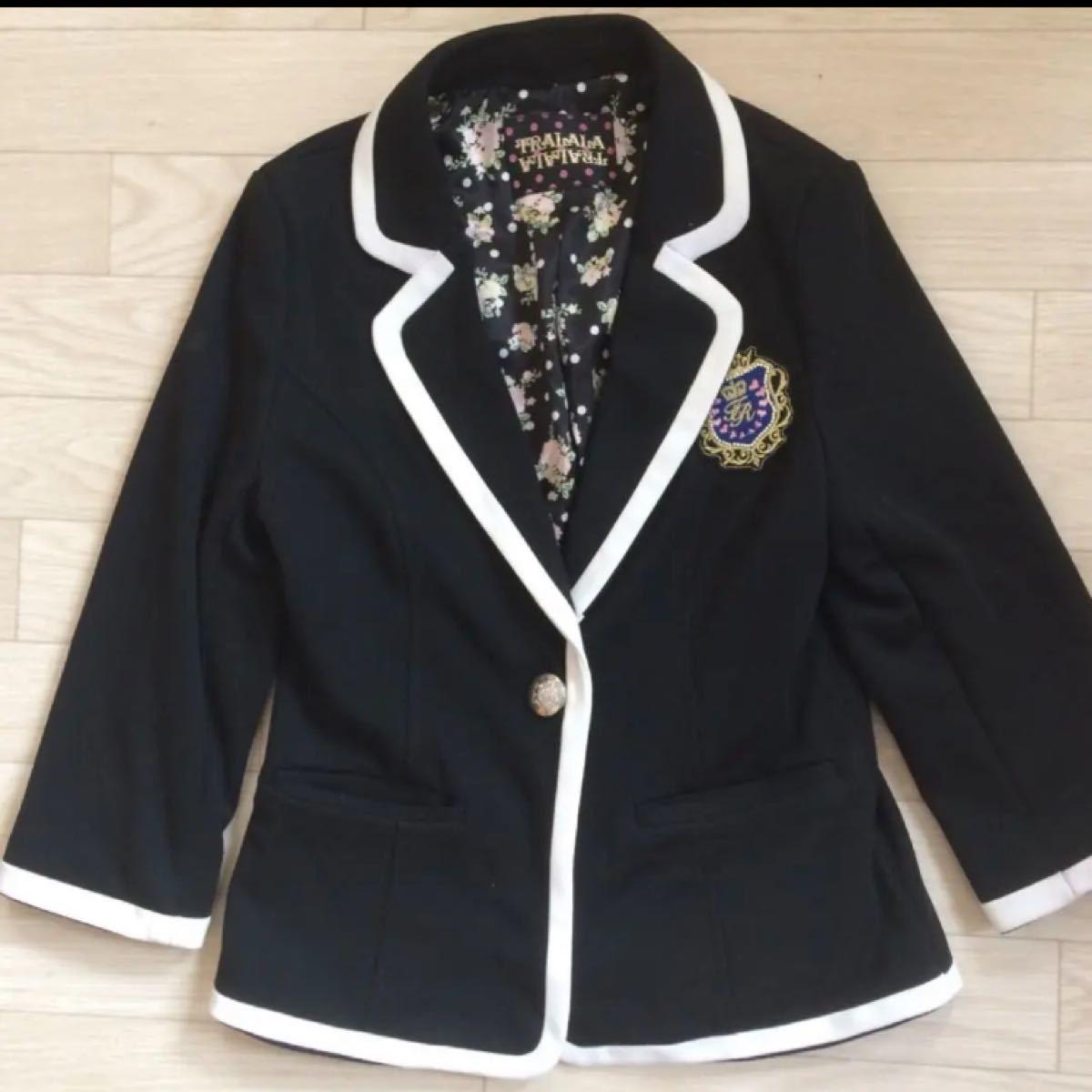 学生服風ジャケット 入学式などの式典、コスプレに