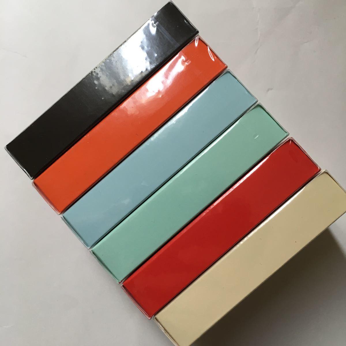 Magic Notebook Deck Bocopo Playing Cards Dai Vernon 新品 6デックセット_画像4
