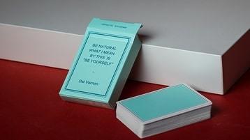 Magic Notebook Deck Bocopo Playing Cards Dai Vernon 新品 6デックセット_画像9