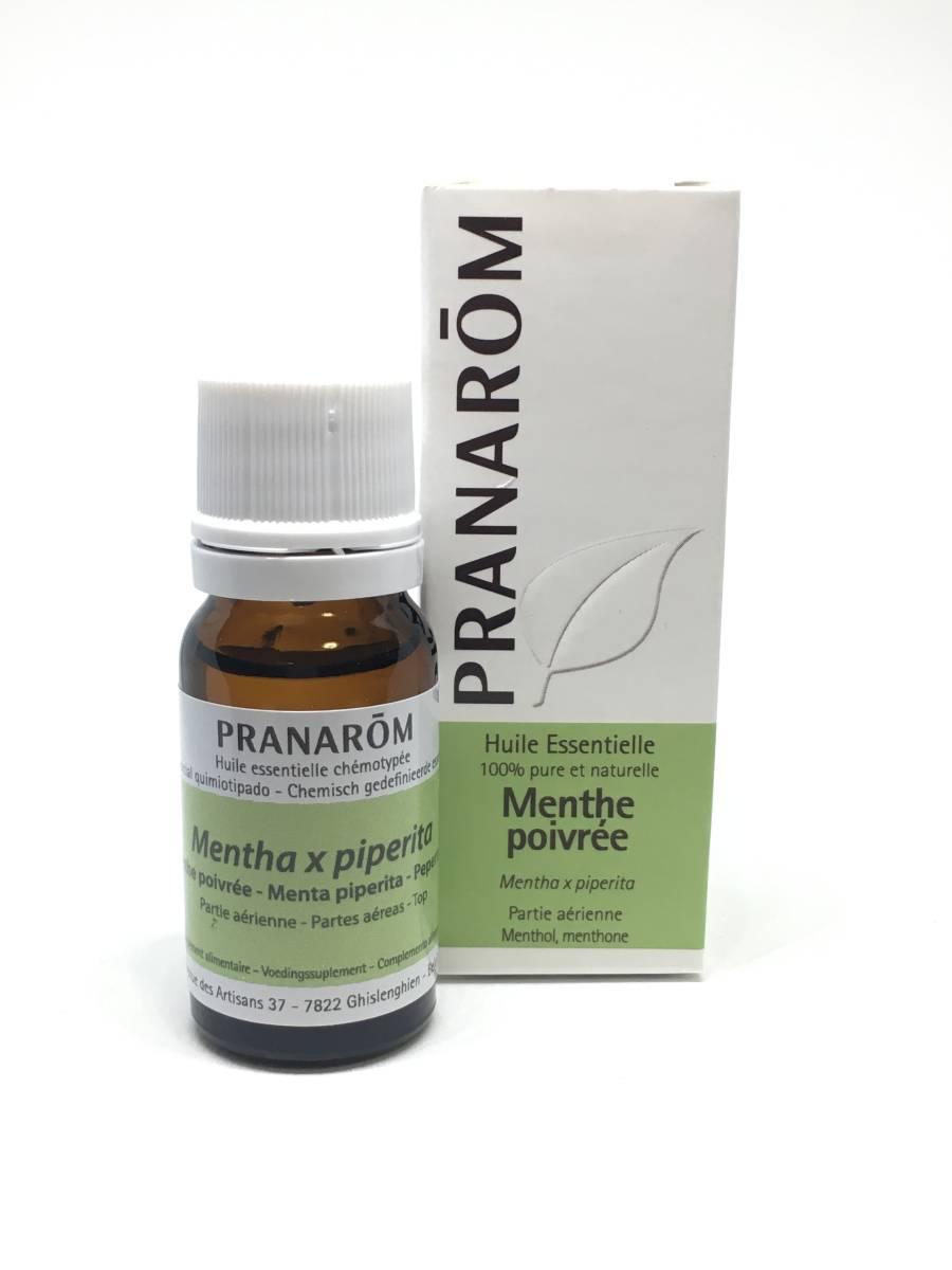 ペパーミント 10ml プラナロム PRANAROM アロマ 精油_画像1