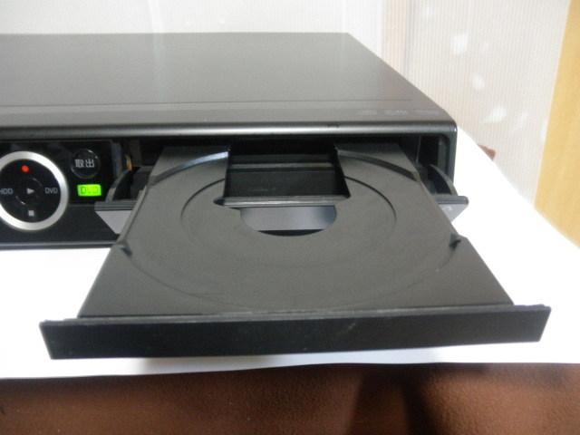 ジャンク品@@ 東芝 RD-E303 TOSHIBA HDD&DVDビデオレコーダー HDD内蔵 (リモコン&取説なし) 動作確認全てできておりません。_画像5