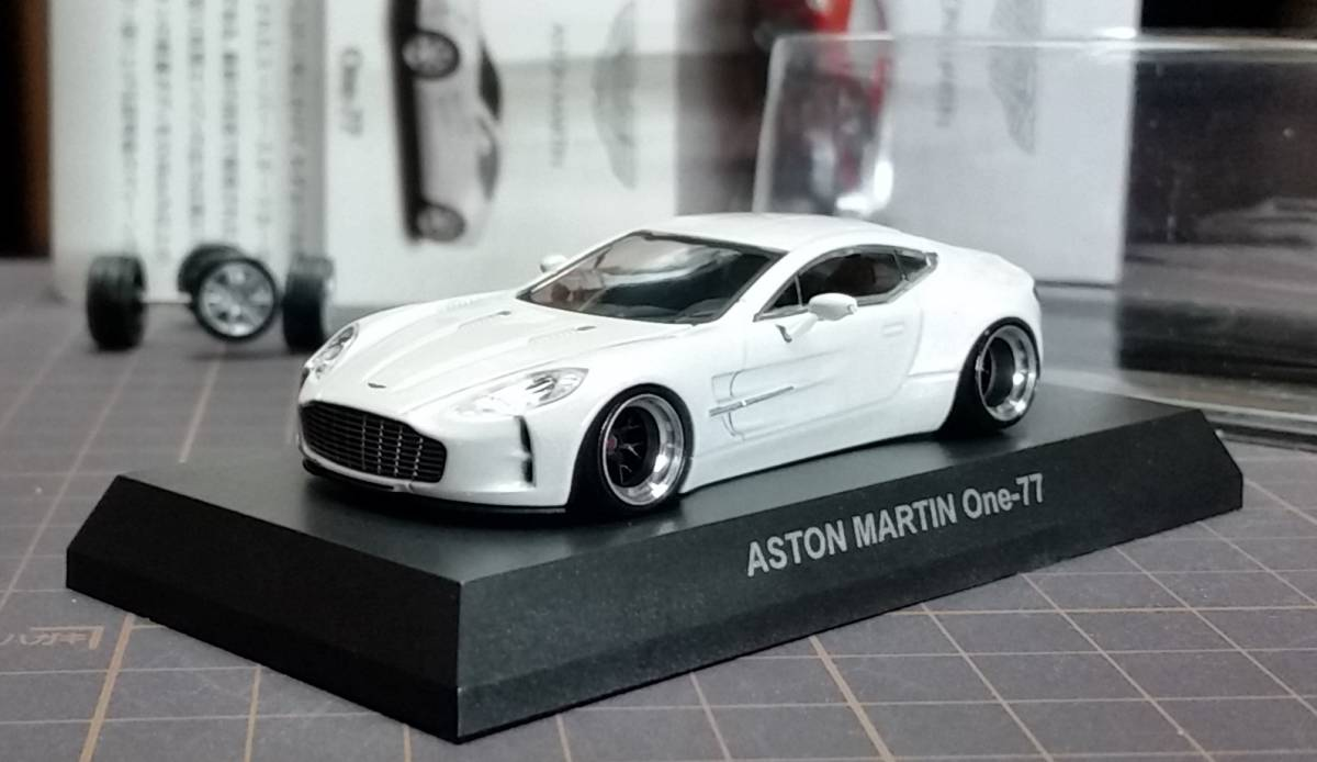 Hw All Stars 12 2012 Hot Wheels 123 Red Aston Martin One 77 Contemporary Manufacture Toys Hobbies
