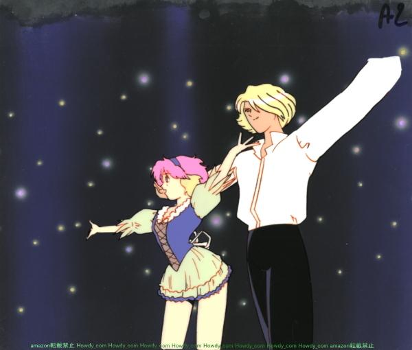 セーラームーン☆背景つきセル画2_画像1