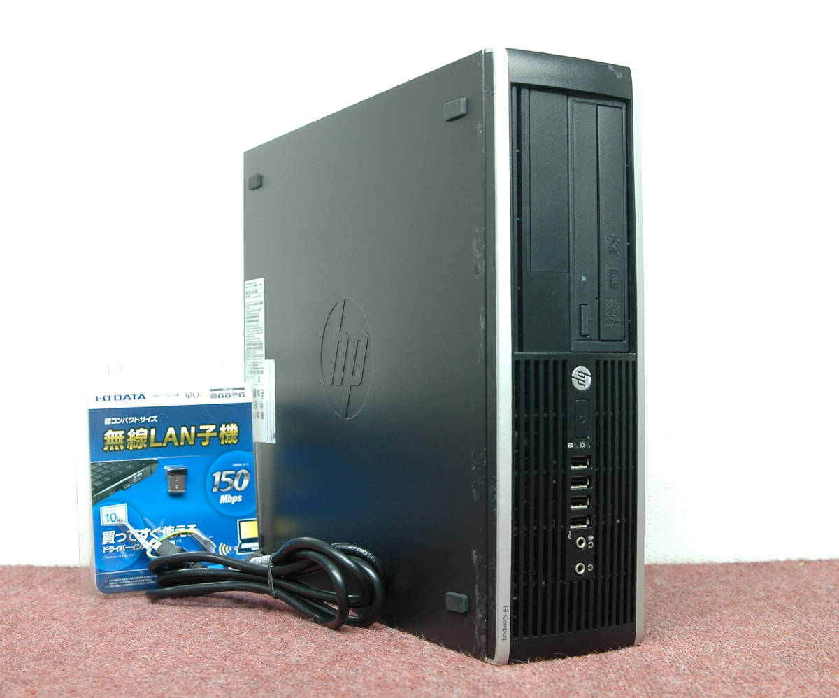 Win10□■ i7-3770 /超大容量32GBメモリ/新品SSD960GB+HDD3TB!hp Pro 6300 SFF / MS Off