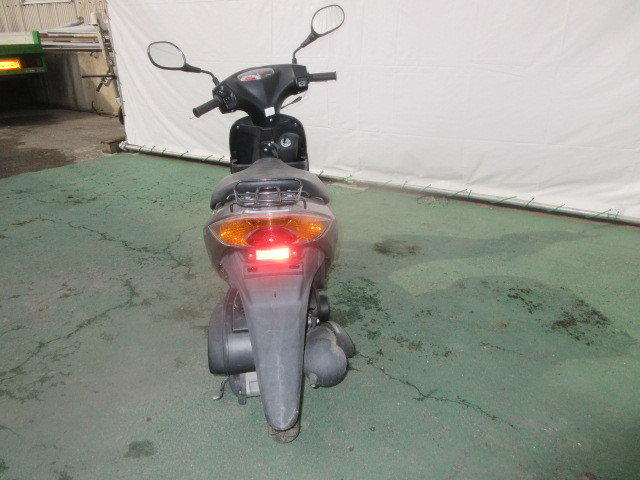 「FM23 スズキ スクーター V50G 原付 バイク UZ50XGK6 50cc 部品取り」の画像3