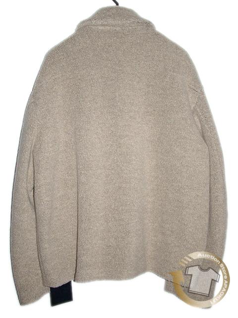 80■19AW ウルトーキョー URU TOKYO wool boa jacket アイボリー 2 完売_画像3