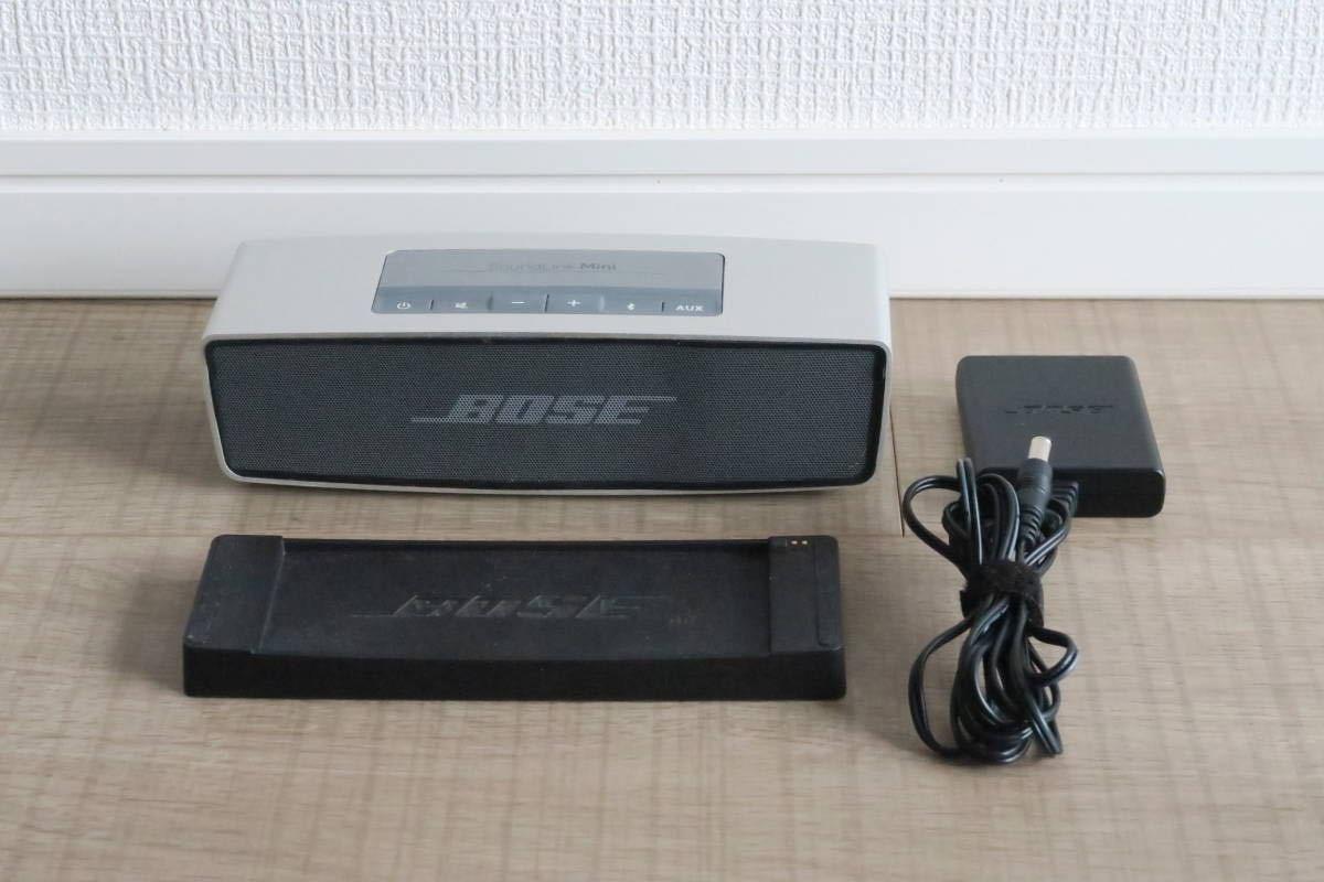 ■1円~:BOSE(ボーズ) Sound Link mini (Soundlink mini)