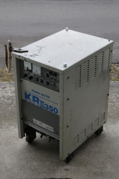 【パナソニック Panasonic】半自動溶接機(PANA-AUTO KRⅡ350)|本体のみ|現状品|R110