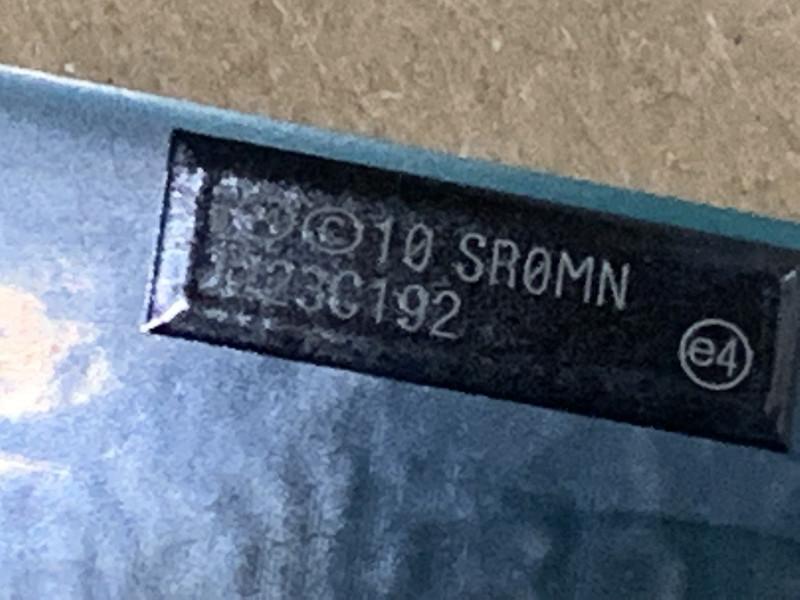 送料無料動作品 Intel Core i7-3610QM SR0MN CPU y02211_画像2