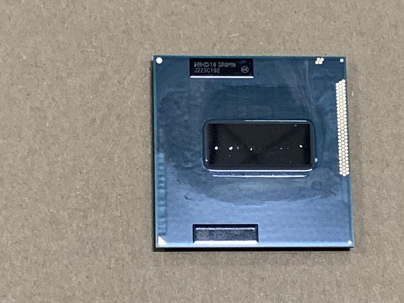 送料無料動作品 Intel Core i7-3610QM SR0MN CPU y02211_画像1