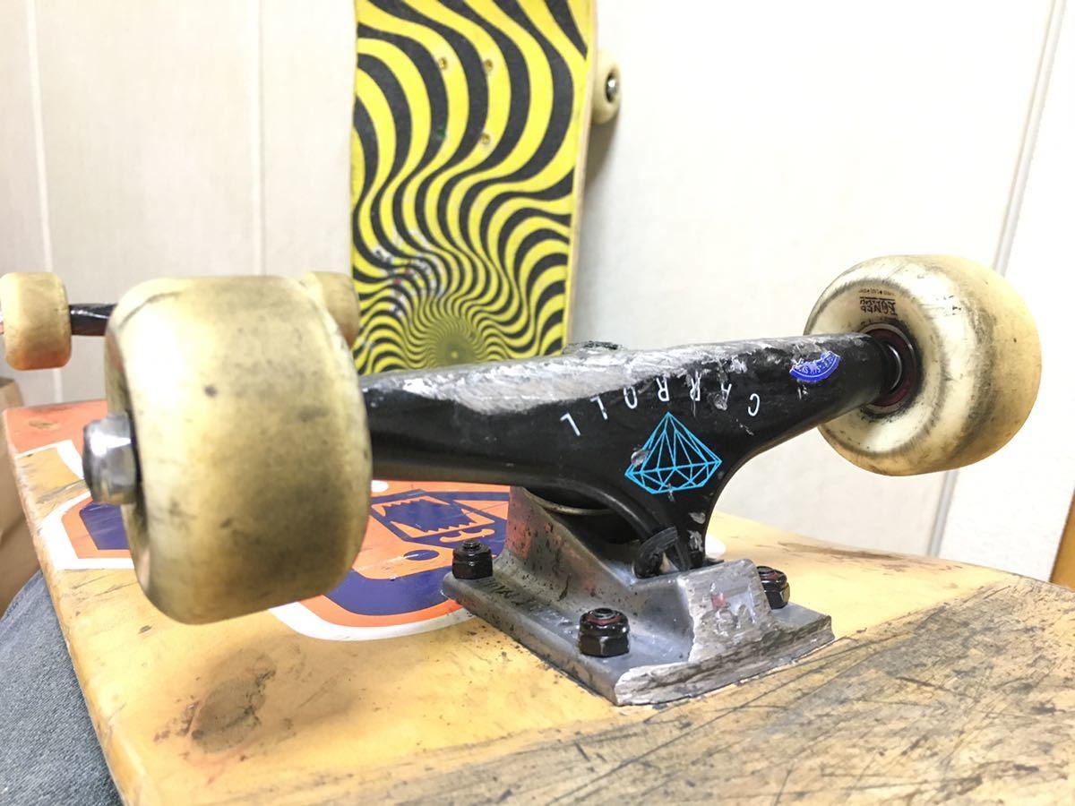 KROOKED GUARDIN DECK スケートボード デッキ 実質コンプリートセット スケボー クルックド 7.75_画像5