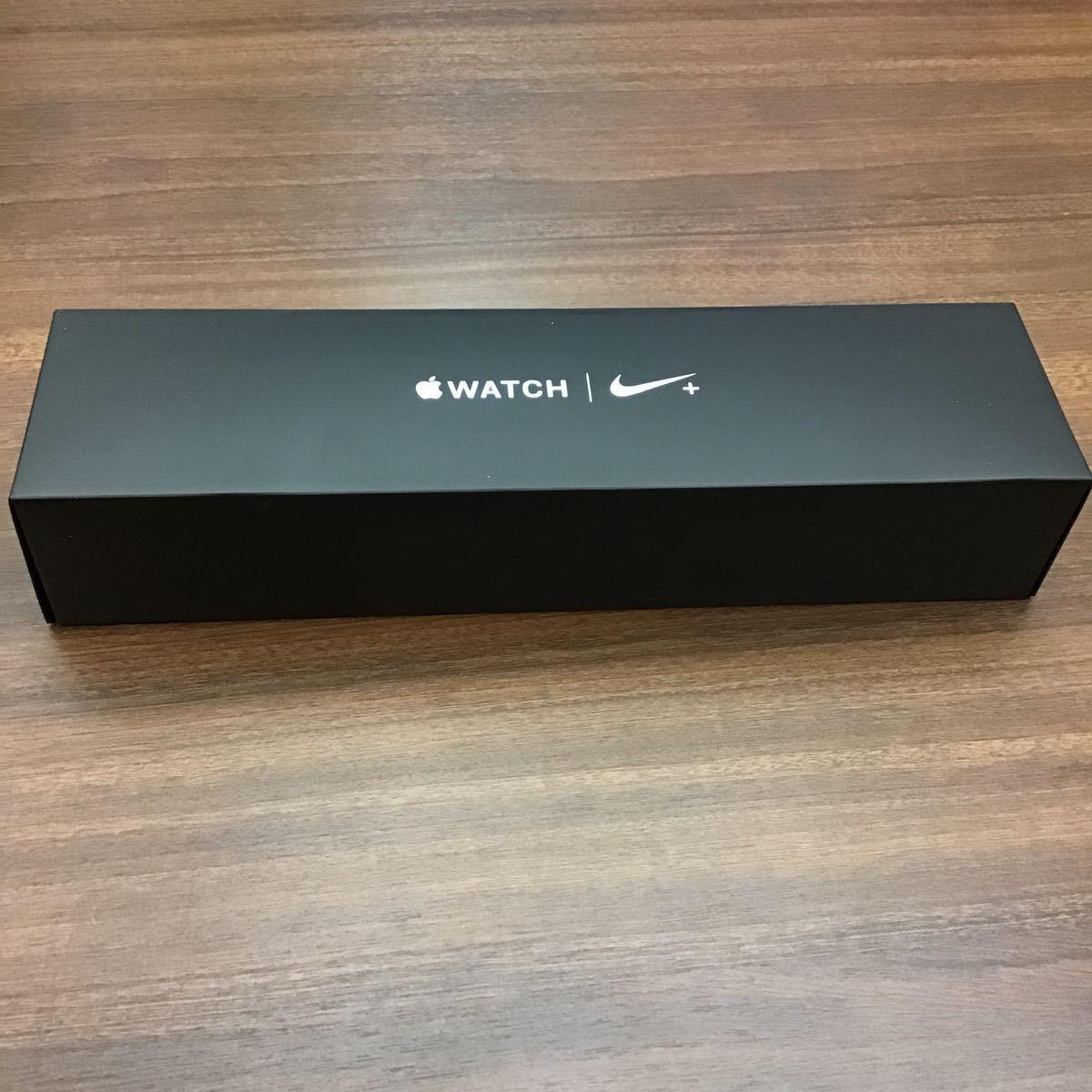 アップルウォッチ Apple Watch Nike+ Series4 ブラック スペースグレイ アンスラサイトNI