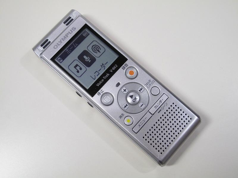 美品 OLYMPUS オリンパス Voice Trek ICレコーダー V-862 単四電池