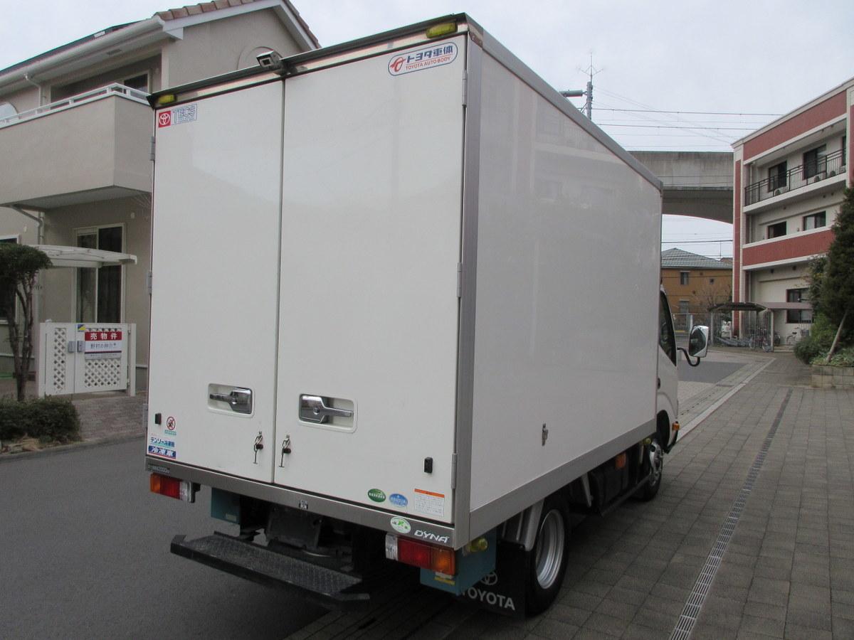 「☆☆格安 美車 29年式 ダイナトラック 冷蔵・冷凍 AT ディーゼル 予備車検1年付き☆☆」の画像2