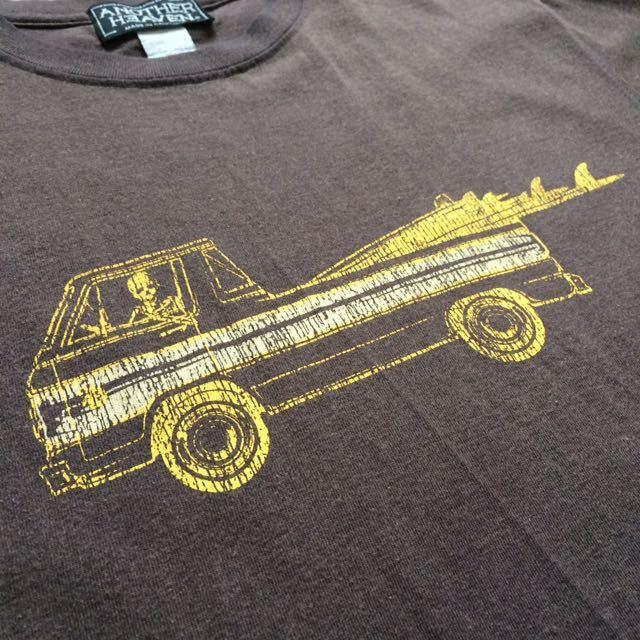 スタンダードカリフォルニア 4周年記念 Tシャツ M アナザーヘブン コラボモデル Standard California 「ANOTHER HEAVEN」ステッカー付き_画像7