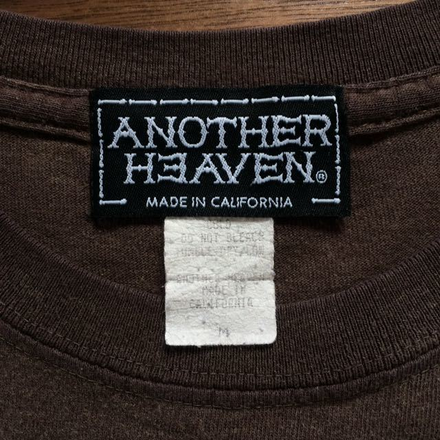 スタンダードカリフォルニア 4周年記念 Tシャツ M アナザーヘブン コラボモデル Standard California 「ANOTHER HEAVEN」ステッカー付き_画像6