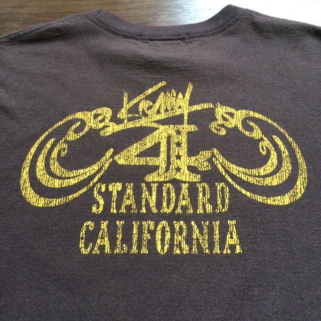 スタンダードカリフォルニア 4周年記念 Tシャツ M アナザーヘブン コラボモデル Standard California 「ANOTHER HEAVEN」ステッカー付き_画像1