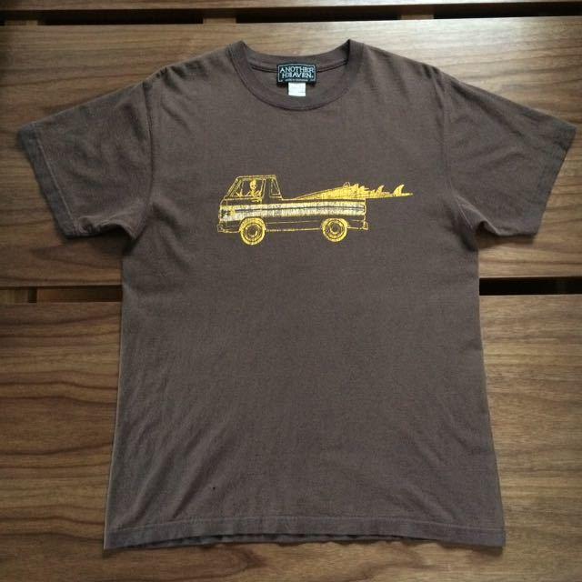 スタンダードカリフォルニア 4周年記念 Tシャツ M アナザーヘブン コラボモデル Standard California 「ANOTHER HEAVEN」ステッカー付き_画像4