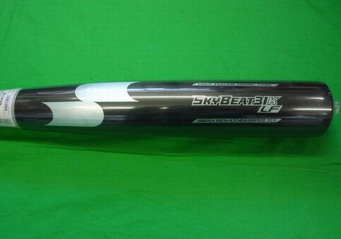 11 30%引 SSK 硬式バット スカイビート31K-LF 83cm ブラック SBB1004_画像2