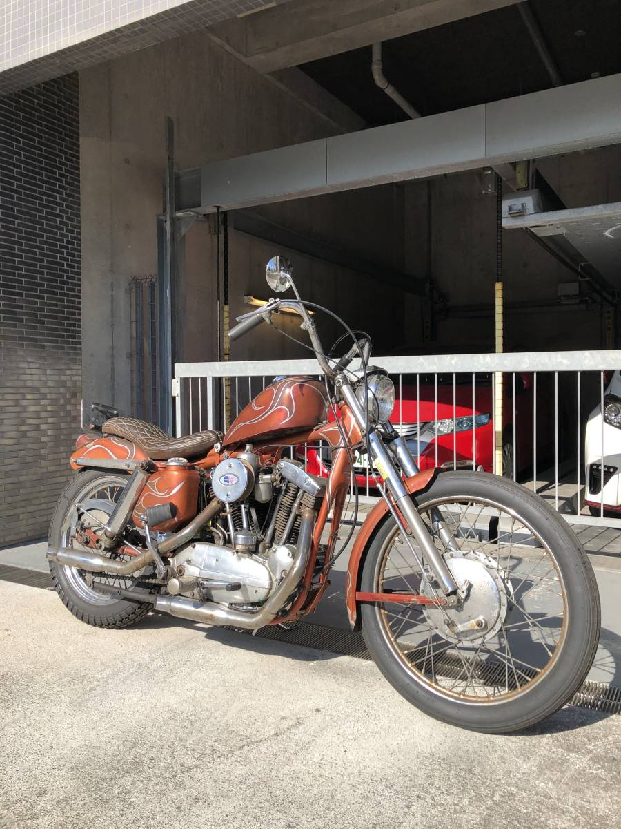 Harley-Davidson 1957 XLA_画像3