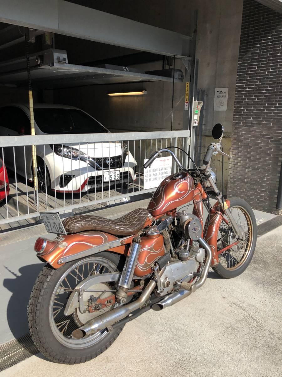 Harley-Davidson 1957 XLA_画像4