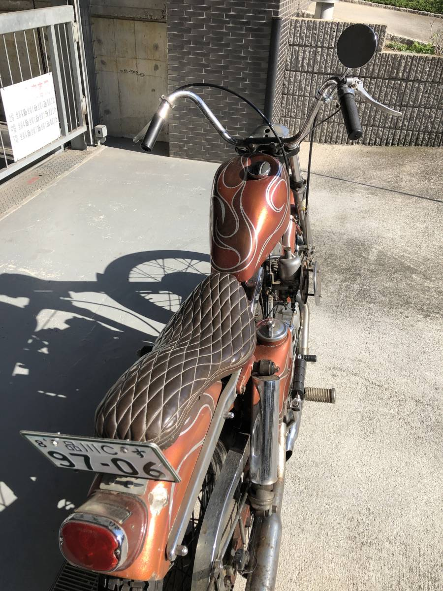 Harley-Davidson 1957 XLA_画像5