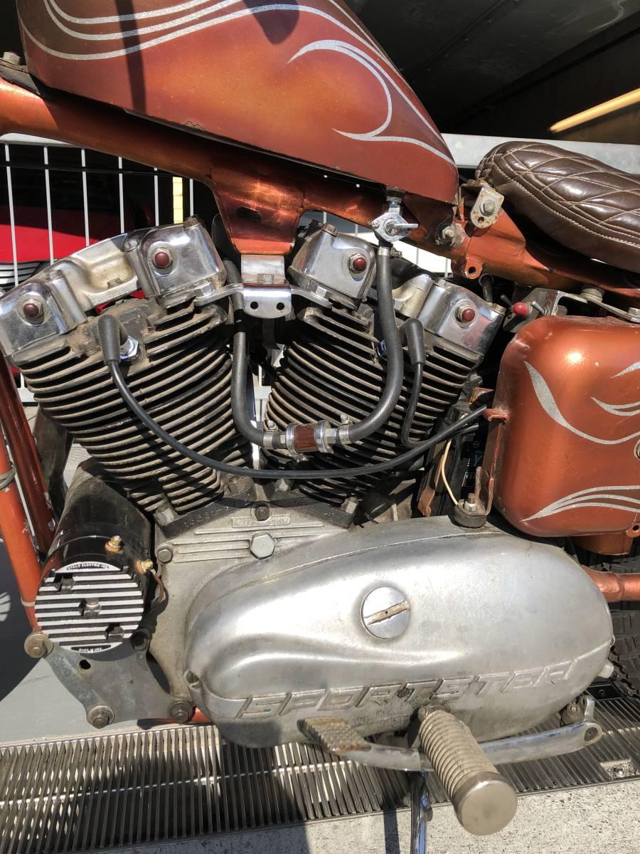 Harley-Davidson 1957 XLA_画像7
