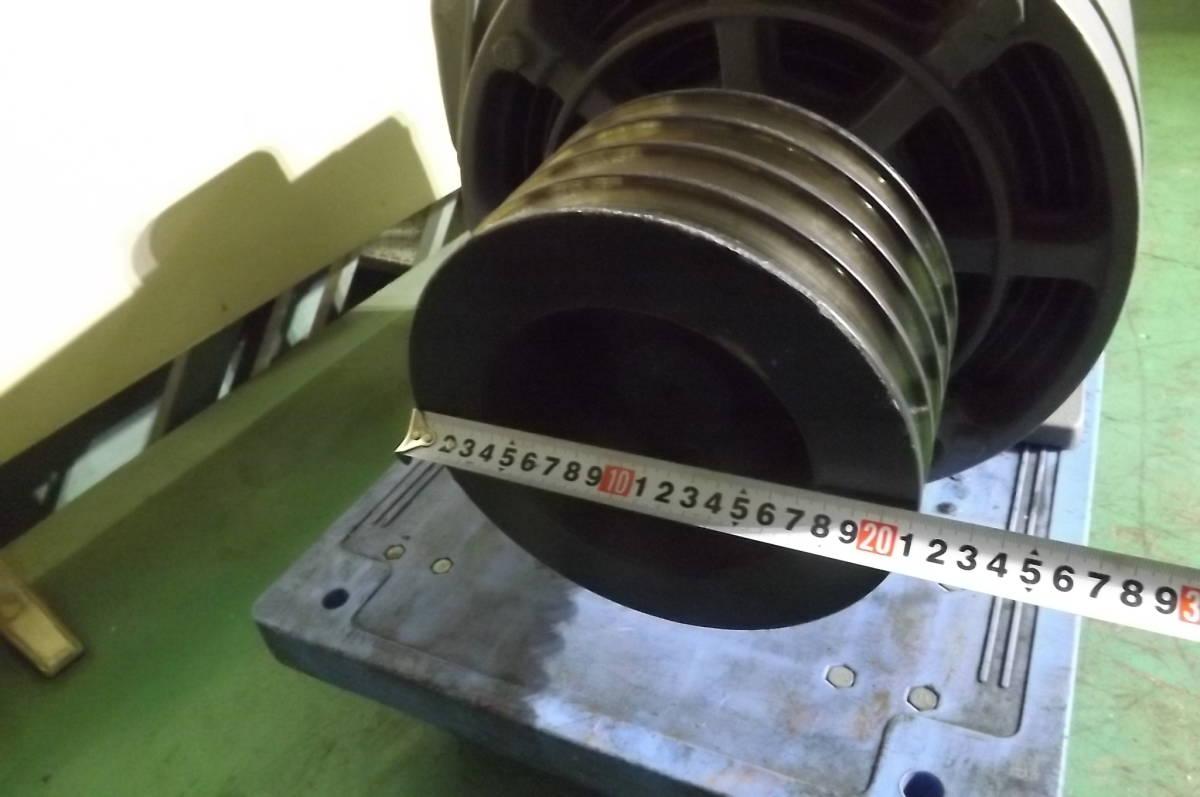 日立 400V 22KW 中古 モーター モートル 30馬力 破砕機 送風機 エアー コンプレッサー 粉砕機 押出機_画像3