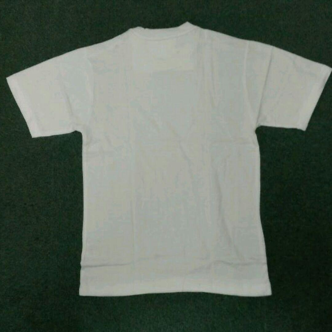 2枚組です。新品です。綿100%のTシャツ Sサイズです。白色です。