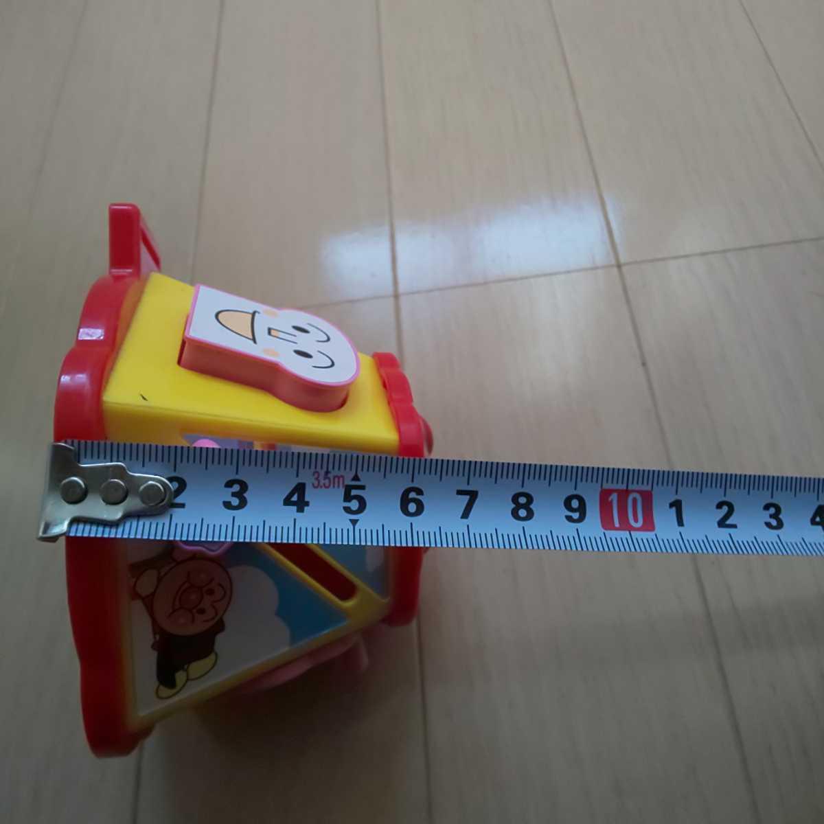 1円スタート! アンパンマン よくばりボックスミニ 6か月頃から おもちゃ お出かけ用 PINCHIO キャラクター akichan7777jp_画像6