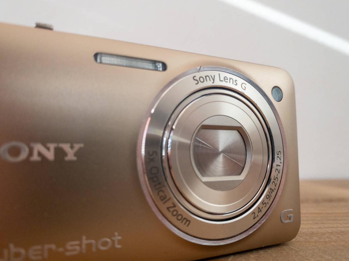 【SONY】Cyber-shot DSC-WX5 デジタルスチルカメラ バッテリー1個+充電器付き_画像6